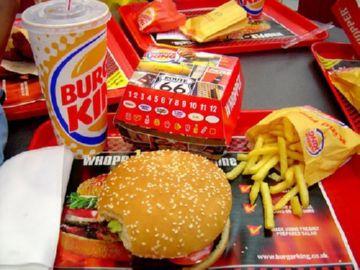 Набор в Бургер Кинг