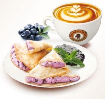 Кофе и десерт