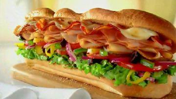 Рецепт бутерброда как в сабвеи
