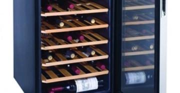 Холодильный винный шкаф