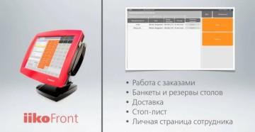Программа iiko
