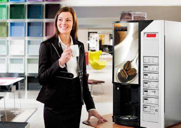 Кофейные автоматы как бизнес