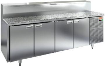 Морозильный стол с гранитной столешницей