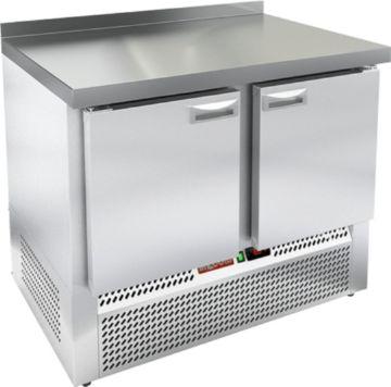 Небольшой холодильный стол