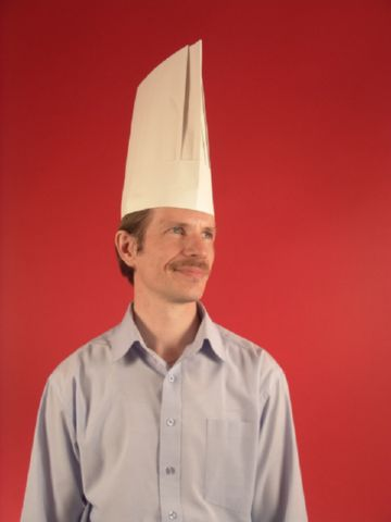 Поварской колпак Le-chef