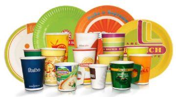 Оборудование для бумажных пакетов и посуды