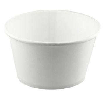 Бумажная тарелка для супа