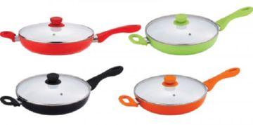 Цветные сковороды