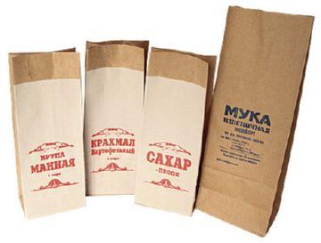 Крафт-пакеты для продуктов