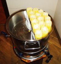 пароварки для кукурузы