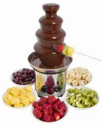 шоколадный фонтан отзывы