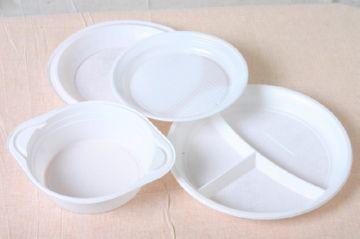 Тарелки из полипропилена