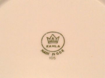 Клеймо бренда Kahla