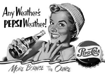 Реклама Пепси-Колы