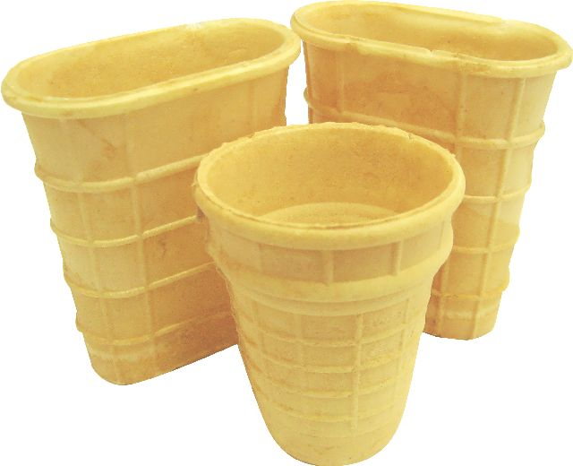 Как сделать стаканчик для мороженого 42
