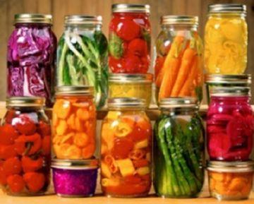 Е260 в консервировании овощей