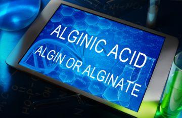 соли альгиновой кислоты