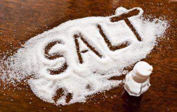 пищевые добавки в соли