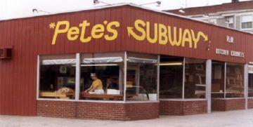 Первый Subway