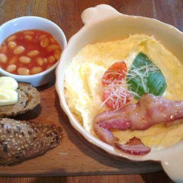 Завтрак в Кофе Хауз