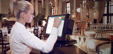 Автоматзация работы официанта