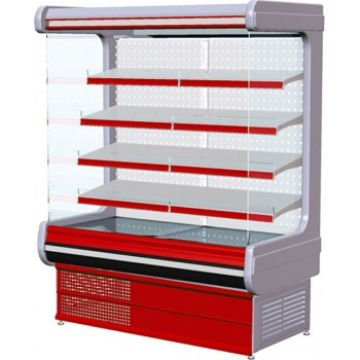 Пристенная холодильная витрина