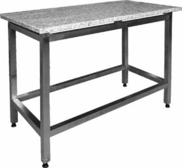 Кондитерский стол с гранитной столешницей
