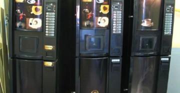 Вендинговый кофейный бизнес