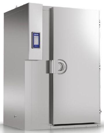 Вместительный морозильный шкаф