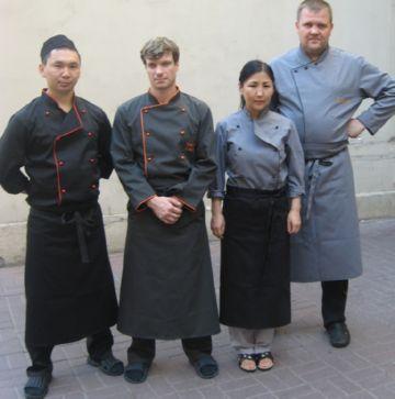 Форма для поваров