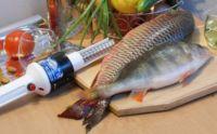 рыбочистка электрическая
