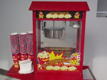 Машины для попкорна