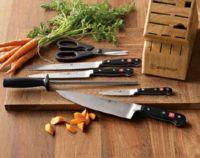 поварские ножи профессиональные