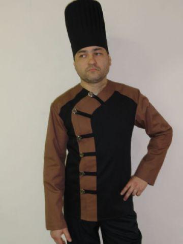 Униформа для поваров-мужчин