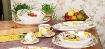Фарфоровая посуда Tognana