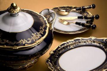 Дорогая фарфоровая посуда