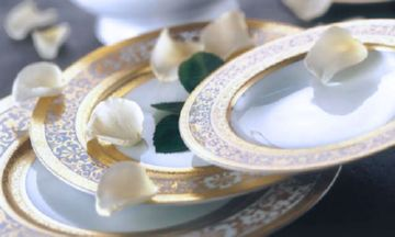 Элитная фарфоровая посуда