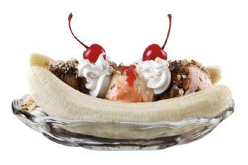 Вишня в десерте
