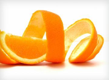 криптоксантин в апельсиновых корках