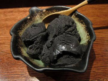 мороженое с Е151