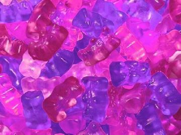 желейные конфеты с Е163