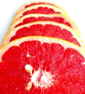 ликопин в мякоти грейпфрута