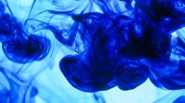 синий патентированный в жидкой форме