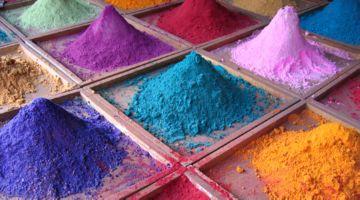 синтетические пищевые красители