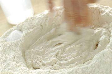 Е262 в тесте для хлеба