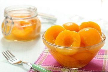 Е222 в консервированных фруктах
