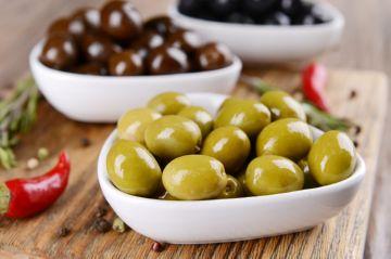 маслины двух видов